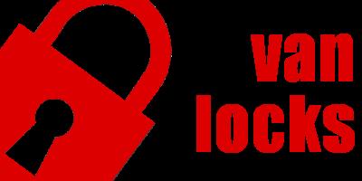External High Visibility Secondary Van Lock